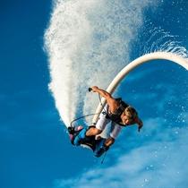Flyboard® z nagraniem kamerą GoPro 4