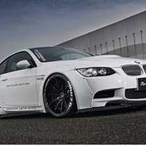 Jazda BMW M3 GTR Bi-turbo