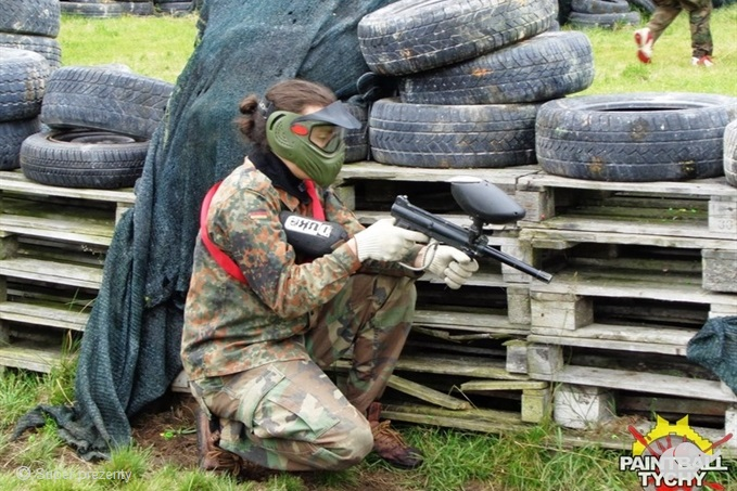 Paintball Rambo | Tychy