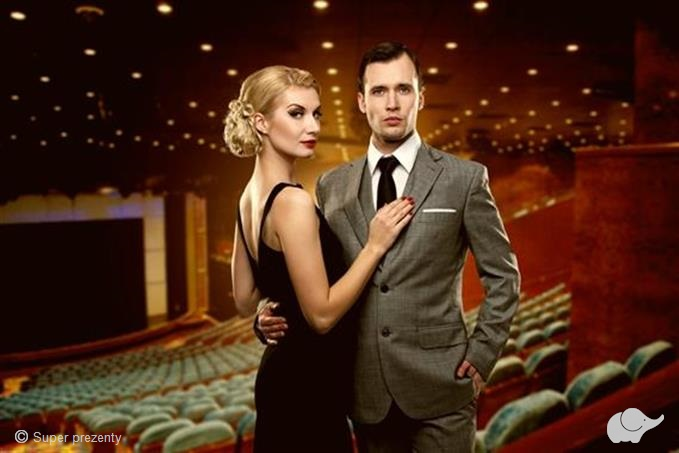 Voucher do Teatru Capitol dla Dwojga