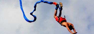 Skoki bungee