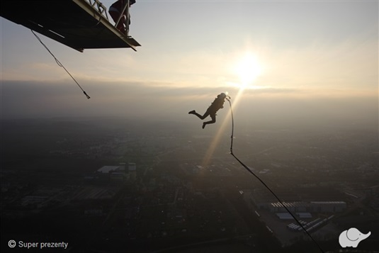Dream Jump czy Bungee?