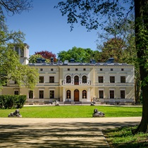 Romantyczny pobyt w Pałacu Wierzbiczany
