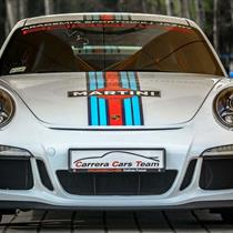Jazda Porsche 911 (991) GT3 Mk. II | Tor Poznań
