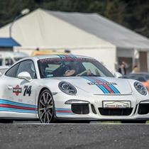 Jazda Porsche 911 (991) GT3 Mk. II