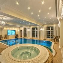 Romantyczny weekend w Hotelu Solar Palace na Mazurach