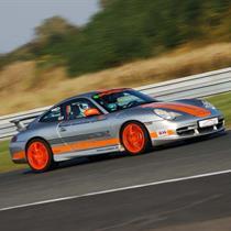 Jazda Porsche 911 (996) GT3 ulicami Poznania
