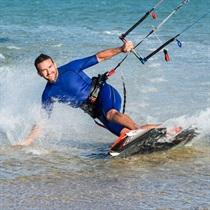 "Kurs Kitesurfingu ""Kite Starter"" dla Dwojga"