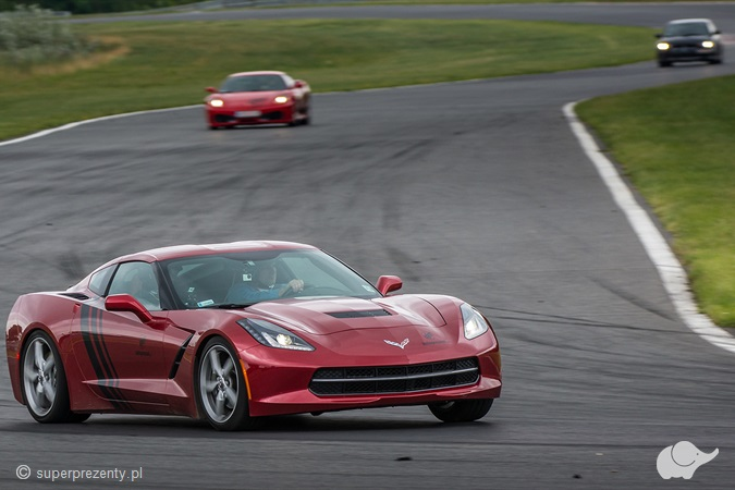 Dodge Viper vs Corvette C7 | Tor Poznań