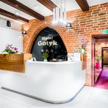 Romantyczny pobyt w Hotelu Gotyk