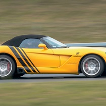 Jazda Dodge Viper SRT- 10 | Tor Silesia Ring