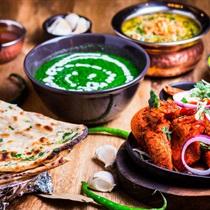 Indyjska uczta w Restauracji Tikka Tango