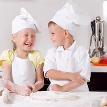 Warsztaty kulinarne dla dzieci z szefem kuchni