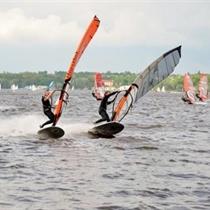 Lekcja Windsurfingu Dla dwojga | Zegrze