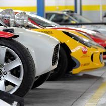 Ferrari vs Lotus vs Formula