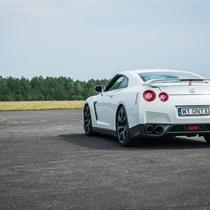 Jazda Nissan GTR