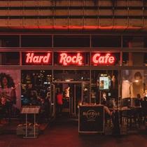 Romantyczna kolacja lub rockowy gadżet od Hard Rock Cafe