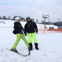 Całodniowy indywidualny kurs narciarski | Góry