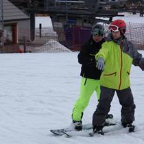 Całodniowy indywidualny kurs snowboardowy | Góry