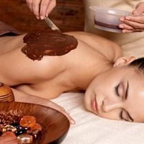 Masaż gorącą czekoladą w Spa Bylinowa