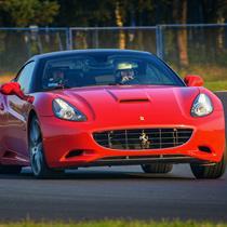 Jazda Ferrari California | Tor Poznań