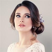 Piękna Panna Młoda - makijaż ślubny z masażem | Bydgoszcz