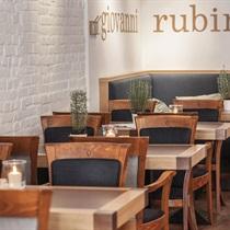 Romantyczna kolacja dla Dwojga w Giovanni Rubino