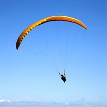 Lot Paralotnią z Akrobacjami dla Dwojga