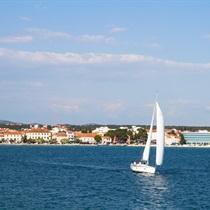 Morski rejs jachtem po Chorwacji
