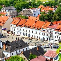 Romantyczny pobyt w Kazimierzu Dolnym