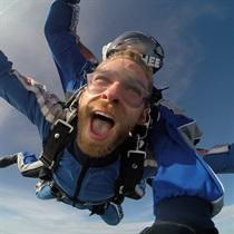 Skok spadochronowy | Nowy Targ