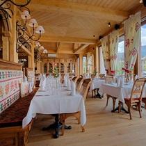 Kolacja w restauracji Góralska Tradycja w Zakopanem