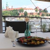 Romantyczna kolacja w Restauracji Aquarius