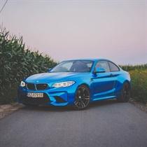 Zastrzyk adrenaliny w BMW M2