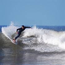 Lekcja surfingu
