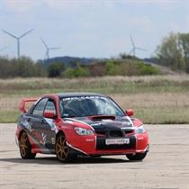 Jazda Subaru Impreza WRX