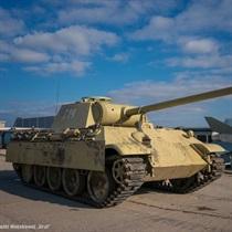 Jazda czołgiem Pantera | Trójmiasto