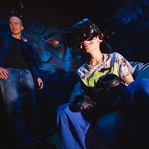 Zabawa w wirtualnej rzeczywistości dla dwojga | Szczecin