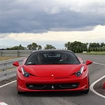 Jazda Ferrari F458 Italia