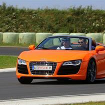 Jazda Audi R8 V10