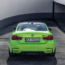 Jazda BMW M4 po torze