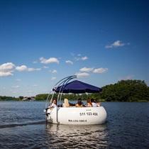 Rejs Event Boatem dla Dwojga | Warszawa