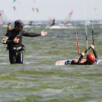 "Lekcja Kitesurfingu ""Poznaj Kitesurfing"" dla Dwojga"