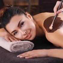 Masaż na bazie belgijskiej czekolady