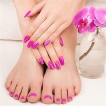 Piękne dłonie i stopy