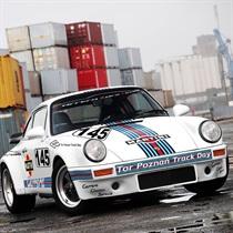 Przejażdżka wyścigowym Porsche 911 Carrera Cup