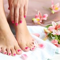 Pakiet manicure i pedicure SPA | Bydgoszcz