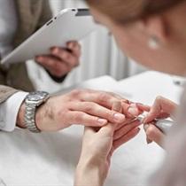 Manicure i pedicure biznesowe dla Niego
