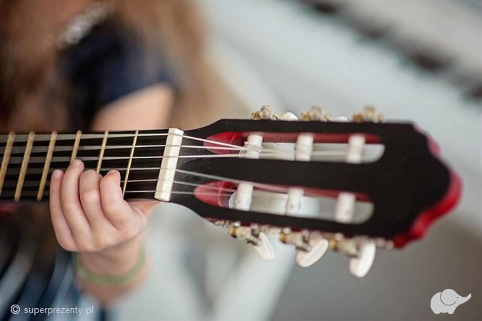 lekcje gry na gitarze łódź