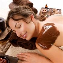 Voucher na masaż czekoladą